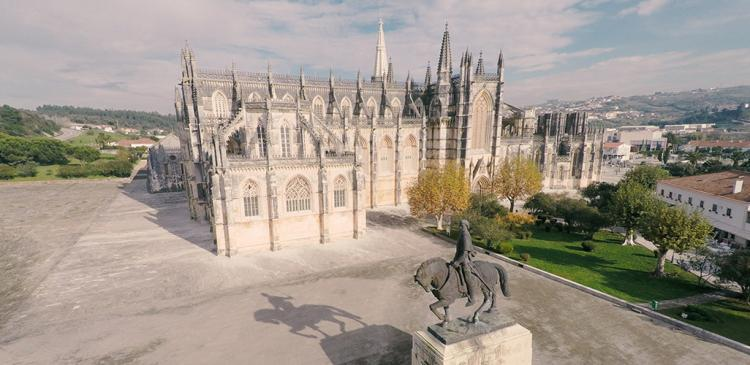 The Monastery of Batalha is the Temple of the Motherland