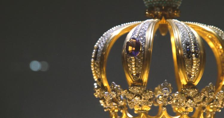 THE CROWN OF OUR LADY OF FATIMA