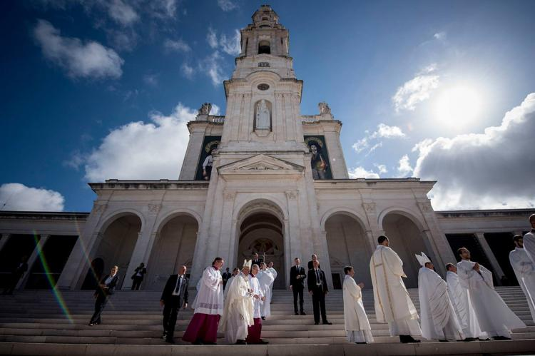 Visita do Papa Francisco a Fátima