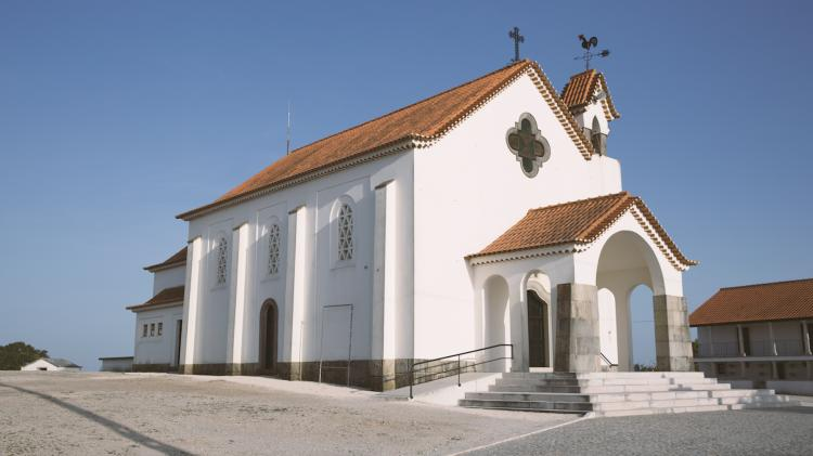 SANCTUARY OF OUR LADY OF ORTIGA